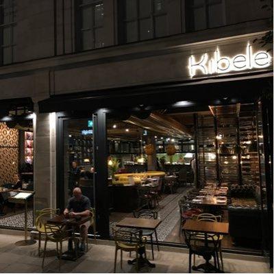 Logo de la société Kibele Restaurant & Bar