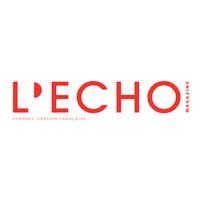 Logo de la société L'Echo Magazine