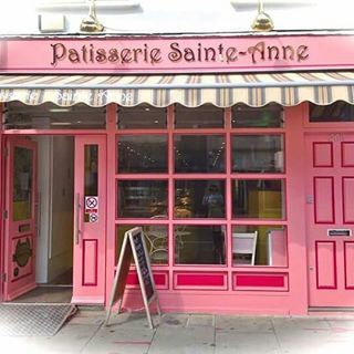 Logo de la société Pâtisserie Sainte Anne