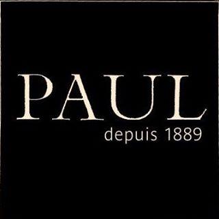 Logo de la société PAUL