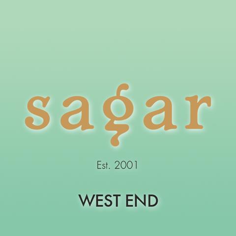 Logo de la société Sagar Vegetarian