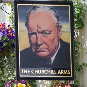 Logo de la société The Churchill Arms