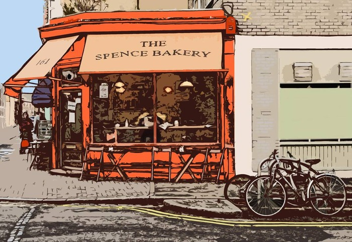 Logo de la société The Spence Bakery London
