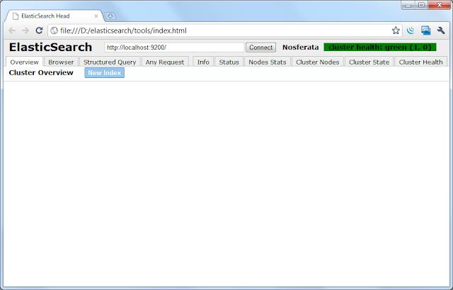 Running ElasticSearch as a Service on Windows 2008 x64