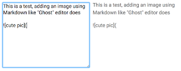 Adding an image reference