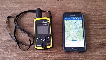 Delorium (now Garmin) inReach satellite communication device with cell phone app. Keep safe in the backcountry and track you adventures.