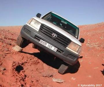 Toyota Off-Roading