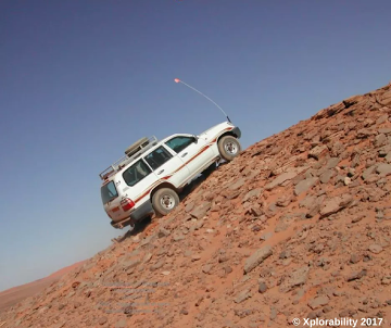 Driver Training for Off-Roading