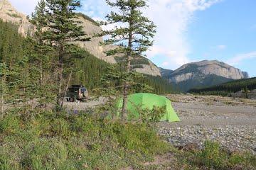 Free Camping Alberta, Canada