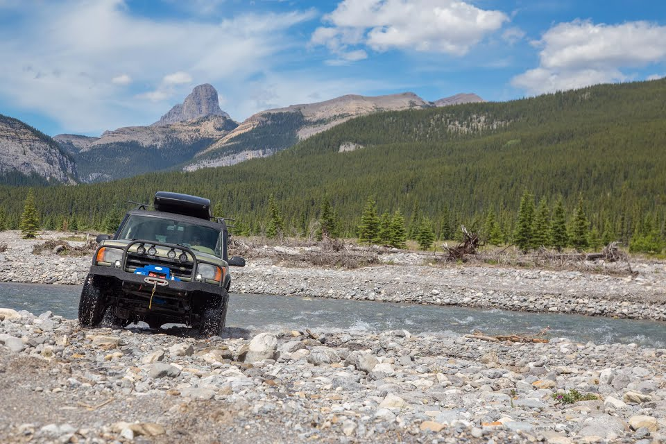 How To Use 4WD Low Off-Roading