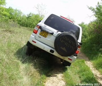 4x4 Geometric Limitations: Understand your vehicles limits to prevent rollovers