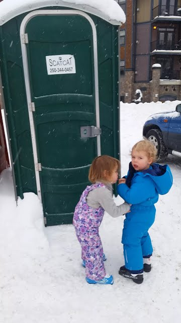 Potty Training During Winter