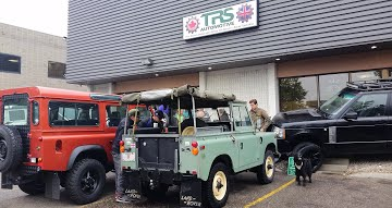 TRS Automotive Show and Shine in Calgary Alberta