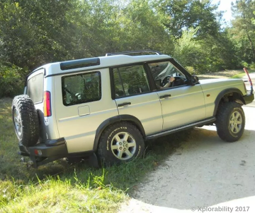 Land Rover Discovery and 4wd Free Driver Training Info