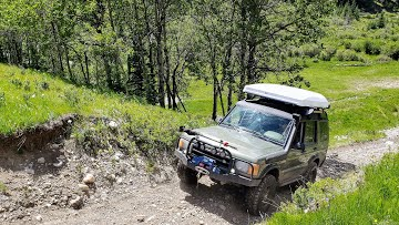Land Rover Discovery 2 Upgrades and Adventures