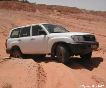 Expert Tips for Off-Road Driving in Sand
