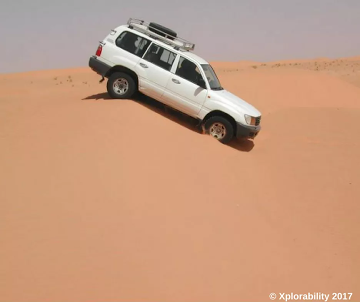 Expert Tips for Driving in Sand Dunes
