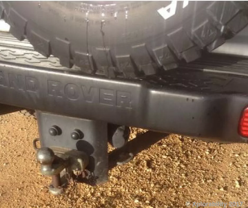 Land Rover Discovery Hitch