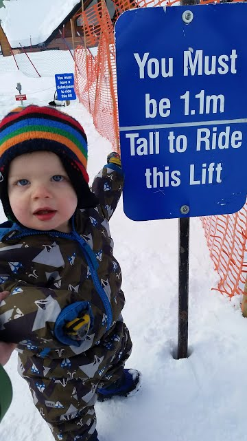 Start Them Young: Off-Road Discovery Tips on Skiing with Kids