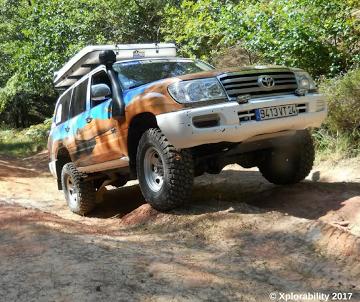 Off-Road Toyota