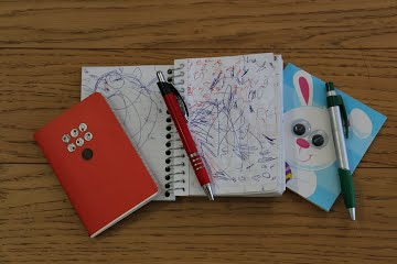 Road Trip Activity Ideas for Kids - coloring and drawing materials. Bring crayons, magic markers, colouring books and paper. My kids love little note books and pens the best
