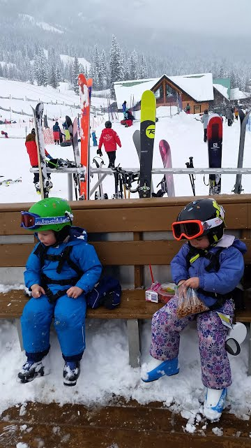 Tips on Skiing with Kids