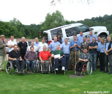 Off-Road Driving: Help for Heroes Adventure Day
