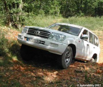 4x4 driving basics: understand your ramp angle to not get stuck or cause damage