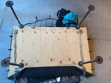 DIY 4x4 Storage System
