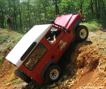 Extreme Off-Roading