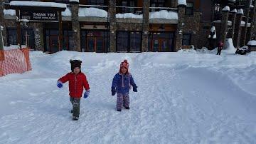 Kicking Horse Mountain Resort, Golden BC Canada