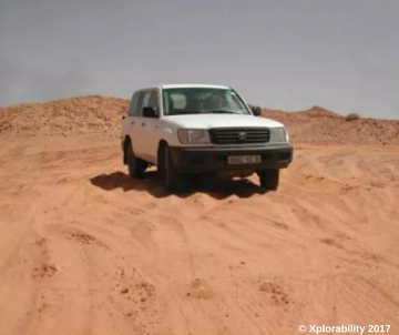 Experienced Advice for Driving on Beaches and Sand