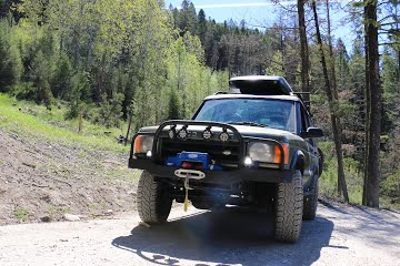 4x4 Off Road Lights