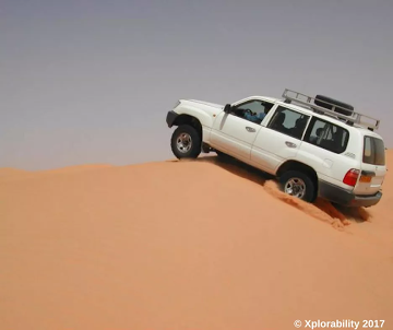 Driving Instructor Guidelines for Driving in Sand