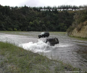 4x4 Water Crossing Adventures
