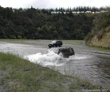 4x4 Water Crossing Adventures
