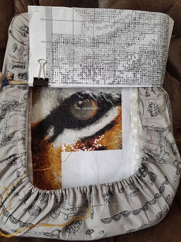 Compact stitching
