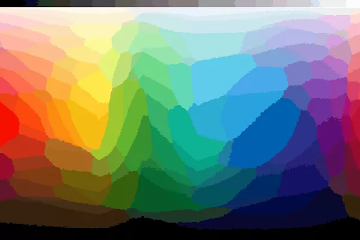 rgb color spectrum