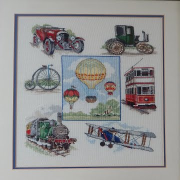 transport cross stitch