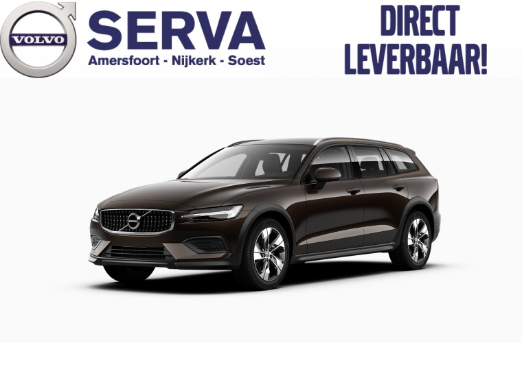 Foto van Volvo V60 Cross Country D4 Geartronic AWD Intro Edition