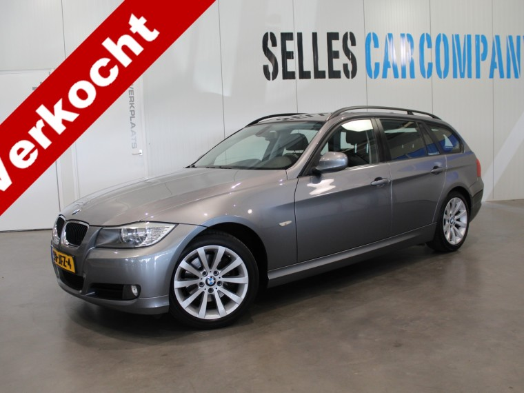 Foto van BMW 3 Serie Touring 318d Corporate Lease Business Line