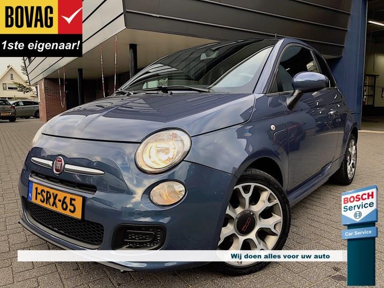 Foto van Fiat 500 0.9 TWINAIR 500S