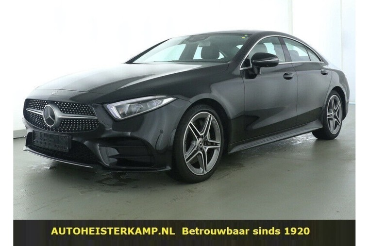 Mercedes-Benz CLS-Klasse 350 AMG 300 PK Widescreen Distronic Schuifdak