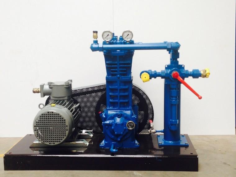 Foto van Corken 491 compressor