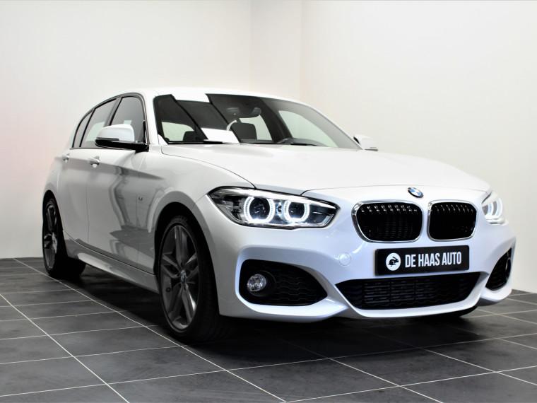Foto van BMW 1 Serie 116i M Sport / Led / Nieuwstaat