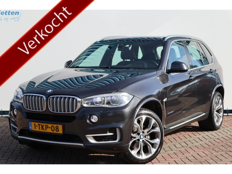 Foto van BMW X5 3.0D XDRIVE HIGH EXECUTIVE
