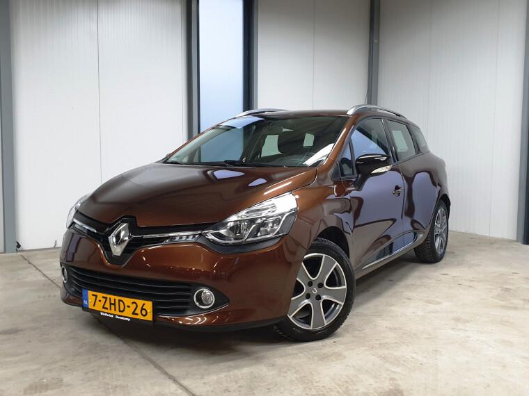Renault Clio Estate 1.2-16V Expression Automaat navigatie airco trekhaak