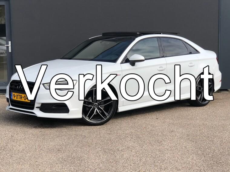 Foto van Audi A3 Limousine 1.4 TFSI CoD Ambition Pro Line S