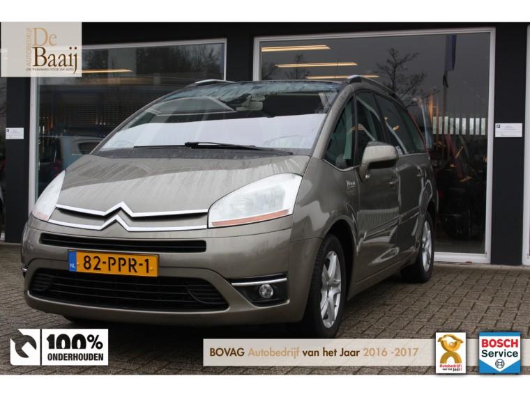 Foto van Citroën Grand C4 Picasso 1.6 VTi Image 7p.