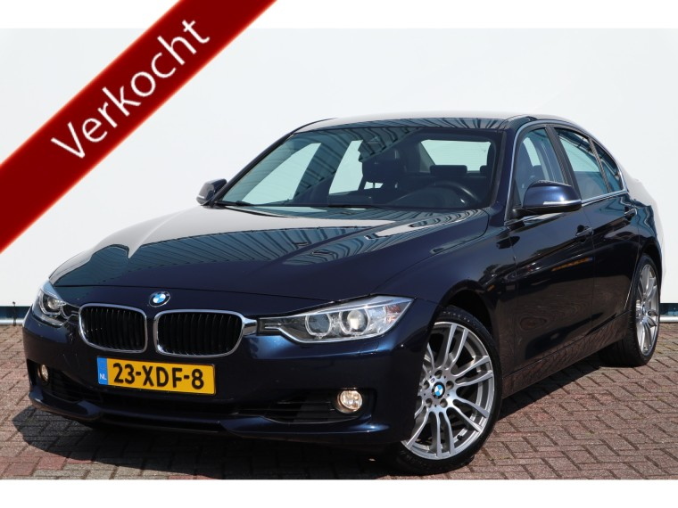 Foto van BMW 3 Serie 320i 184pk Automaat,High Executive